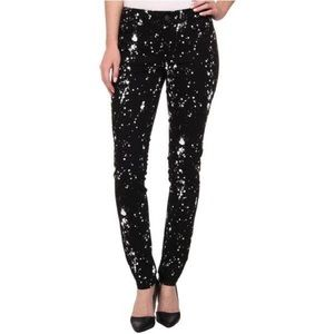 Two by Vince Camuto Splatter Jeans